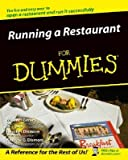 img - for Running a Restaurant for Dummies (Paperback) book / textbook / text book