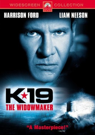 Cover art for  K-19: The Widowmaker