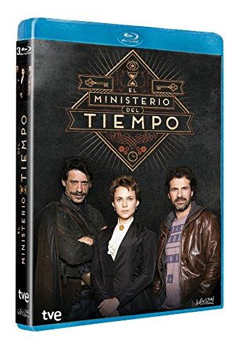 El Ministerio del Tiempo - Primera Temporada [Blu-ray]