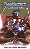 img - for The Transformers Legends book / textbook / text book
