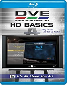 Digital Video Essentials: HD Basics [Blu-ray]