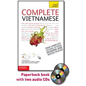 Complete Vietnamese with Two Audio CDs: A Teach Yourself Guide (TY: Language Guides) (2010), Dana Healy