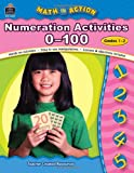 img - for Math in Action: Numeration Activities 0-100, Grades 1-2 (Math in Action series) book / textbook / text book