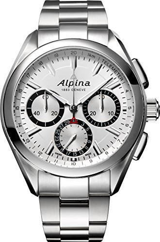 Alpina Geneve Alpine 4 Flyback Chronograph Men's Automatic Calibre Chronograph Manufacture