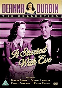 Deanna Durbin - It Started With Eve [DVD]