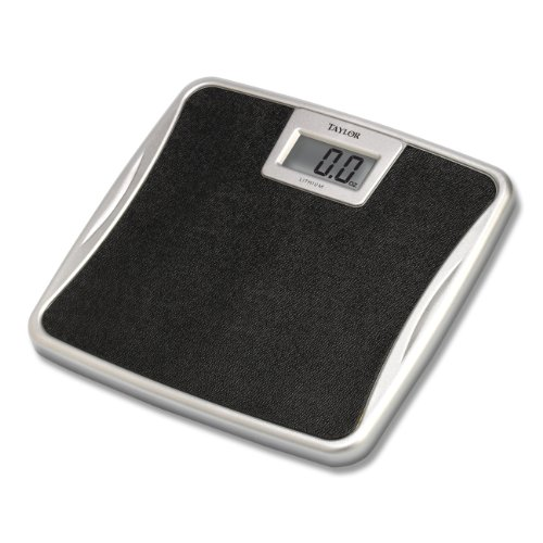 Taylor 7329 Low Priced Digital Scale With Non-Slip Mat