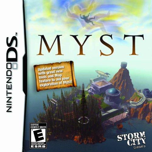 Myst - Nintendo DS - 1