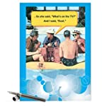 CAJ0197 Jumbo Funny Father's Day Card...