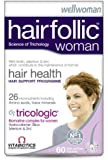 Vitabiotics Wellwoman Tricologic Tablets 60 Tablets