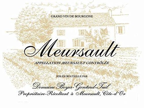 2011 Domaine Boyer-Gontard: Meursault 750 Ml