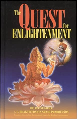 The Quest for Enlightenment: Articles from Back to Godhead Magazine price comparison at Flipkart, Amazon, Crossword, Uread, Bookadda, Landmark, Homeshop18