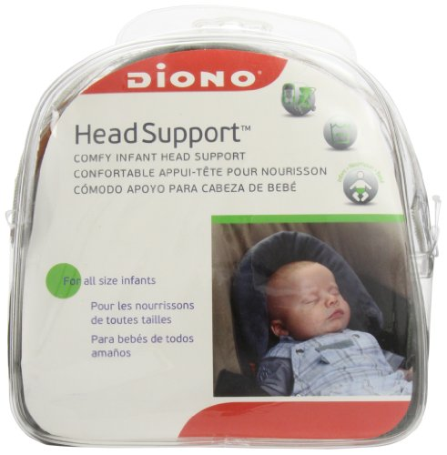 Diono Head Support, Grey