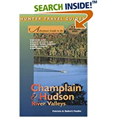 Adventure Guide to the Champlain & Hudson River Valleys (Adventure Guides Series) (Adventure Guides Series)