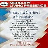 Marches & Overtures a La Francaise