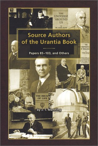 Source Authors of the Urantia Book