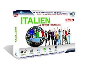 Berlitz Italien 2010 - Tous Niveaux (vf - French software)