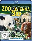 Zoo Vienna 3D - Der Tiergarten Schönbrunn (3D Blu-ray)