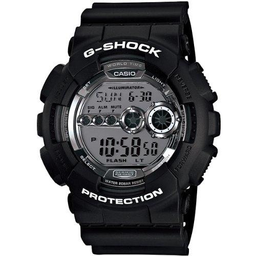 カシオ CASIO Gショック G-SHOCK メンズ 腕時計 GD100BW-1 メンズ [ 並行輸入品 ]