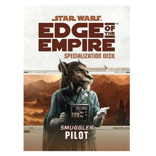 Fantasy Flight Games USWE31 Star Wars Edge Of The Empire - Pilot Deck Card Game
