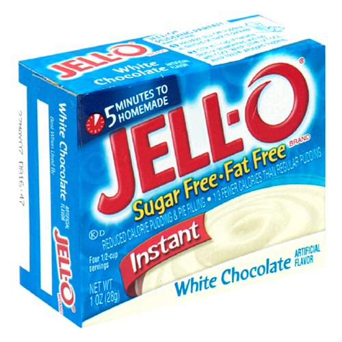 Is Jello Pudding Gluten Free Jell O Sugar Free Instant Pudding Pie Filling White Chocolate 1 Ounce Boxes Pack Of 24