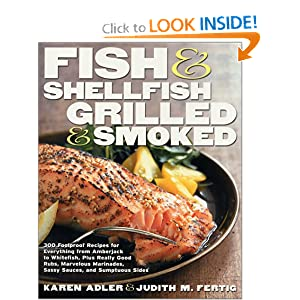 Fish and Shellfish (Grill the Book)