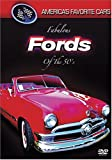 America's Favorite Cars: Fabulous Fords of the 50s [DVD] [Region 1] [US Import] [NTSC]