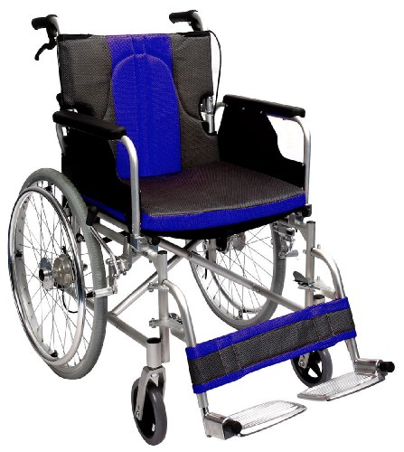 Elite Care Leichte Falten deluxe selbstfahrenden Rollstuhl ECSP01