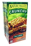 Nature Valley Oats 'N Honey Crunchy Granola Bars – 60 Bars