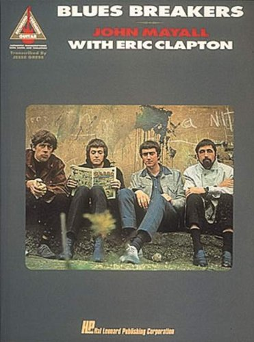 John Mayall with Eric Clapton - Blues Breakers PDF
