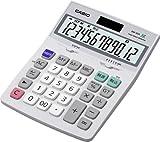 CASIO デスクタイプ電卓 12桁 DW-20A-N (エコ仕様 特大表示時間計算)