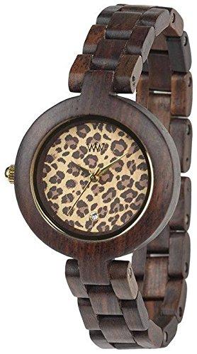 WeWOOD PARDUSBEIGE Pardus Beige Wood Bracelet Watch