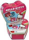 Hello Kitty 4 Card Games