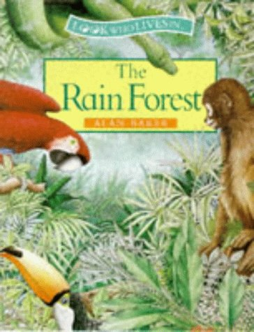 Look Who Lives in the Rainforest