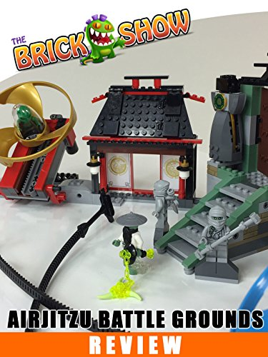 LEGO Ninjago Airjitzu Battle Grounds Review (70590)