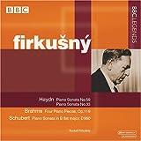 Haydn: Piano Sonata No. 59; Piano Sonata No. 33; Brahms: Four Piano Pieves, Op. 119; Schubert: Piano Sonata, D. 960