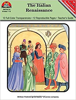 Italian Renaissance Marilyn Chase 9781558635234 Amazon