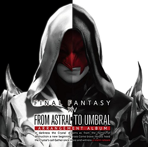 From Astral to Umbral~FINAL FANTASY XIV:BAND&PIANO Arrangement Album~(Blu-ray Disc)