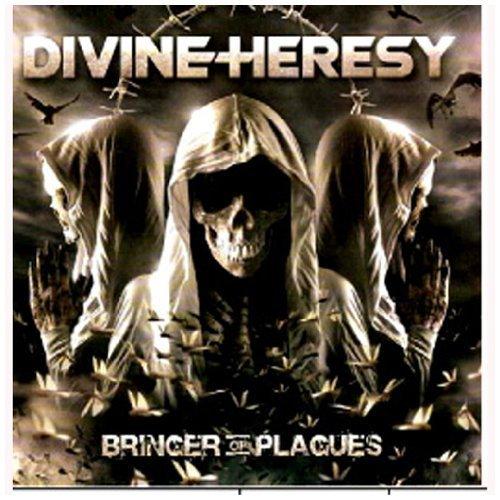 Bringer Of Plagues (digi pack w/bonus tracks) by Divine Heresy (2009) Audio CD