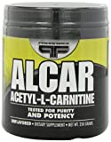 Muskelaufbaumittel - Primaforce, ALCAR, Acetyl L-Carnitin, unflavored, 250 g Pulver