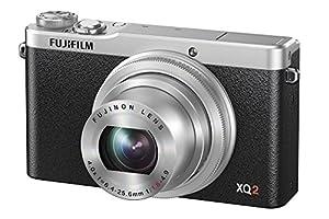 FUJIFILM プレミアムコンパクトデジタルカメラ XQ2 シルバー XQ2S