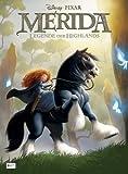 Disney Filmbuch - Merida: Legende der Highlands von Disney (2012) Gebundene Ausgabe bei amazon kaufen