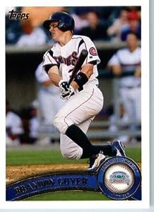 2011 Topps Pro Debut Baseball Card # 99 Brandon Guyer - Tennesse Smokies - MiLB... by Topps