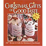 Christmas Gifts of Good Taste (Leisure Arts #15911) ~ Anne Van Wagner Childs
