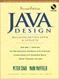 img - for Java Design: Building Better Apps and Applets (2nd Edition) book / textbook / text book