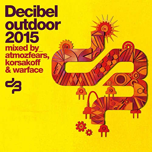 VA-Decibel Outdoor 2015-(B2SCD007)-3CD-FLAC-2015-SPL Download