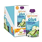 Happy Tot Plus Organic Baby Food, 4.22 Ounce Pouches (Pack of 16)
