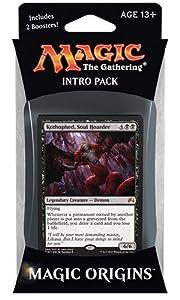 Magic the Gathering: MTG Magic Origins: Combo Intro Pack / Theme Deck (Set of All 5 Intro Packs / Decks including Alternate Art Promo Cards)