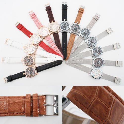 ベルエア]Bel Air 腕時計 トップリューズ型見やすく