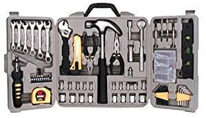 Allied International 39031 180-Piece Home Repair Tool Set