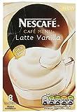 Nescafé Cafe Menu Vanilla Flavour 8 Sachets 148 g (Pack of 6, Total 48 Sachets)